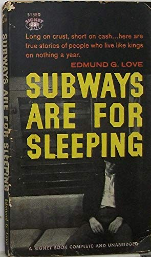 9780451015808: Subways Are for Sleeping
