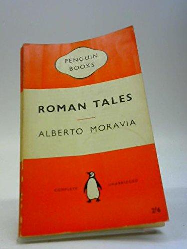Roman Tales: Moravia, Alberto