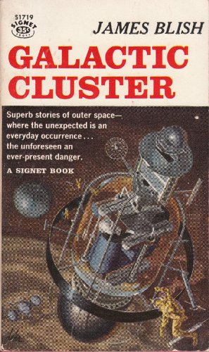 9780451017192: Galactic Cluster