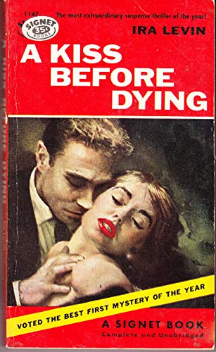 9780451017703: A Kiss Before Dying