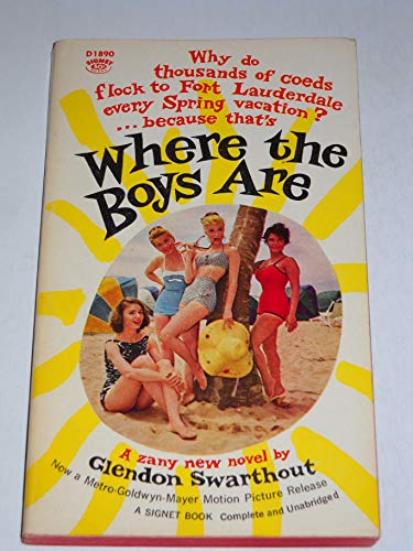 9780451018908: Where the Boys Are (Vintage Signet D1890)