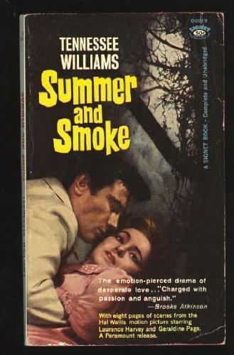 9780451020192: Summer and Smoke