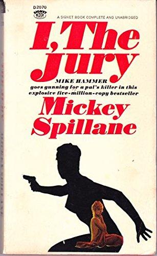 9780451020703: I, the Jury (Vintage Signet, D2070)