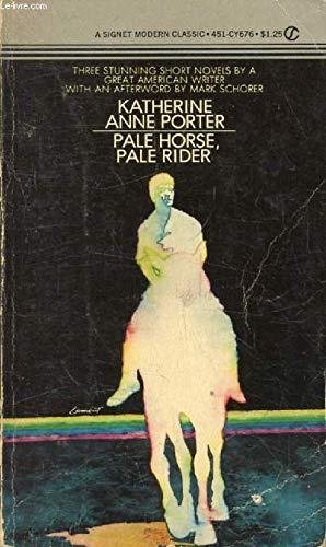 9780451021458: Pale Horse, Pale Rider