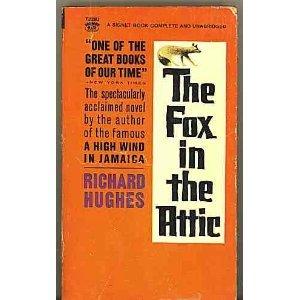 9780451022813: The Fox in the Attic