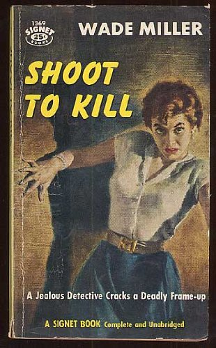 9780451023223: Shoot to Kill