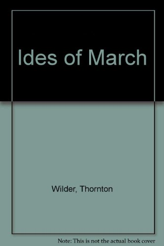 9780451023407: Ides of March