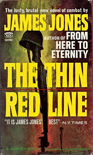 9780451023643: The Thin Red Line