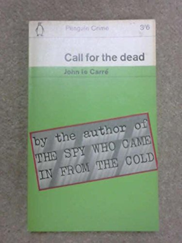 9780451024954: Call for the Dead