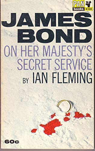 On Her Majesty's Secret Service (James Bond): Fleming, Ian