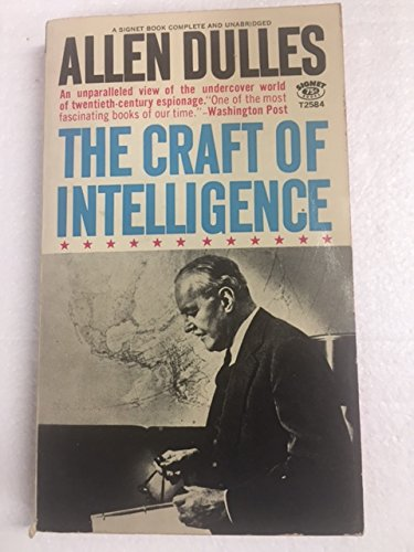 9780451025845: The Craft of Intelligence