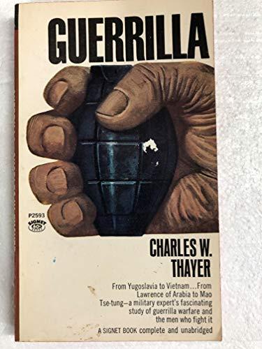 9780451025937: Guerrilla