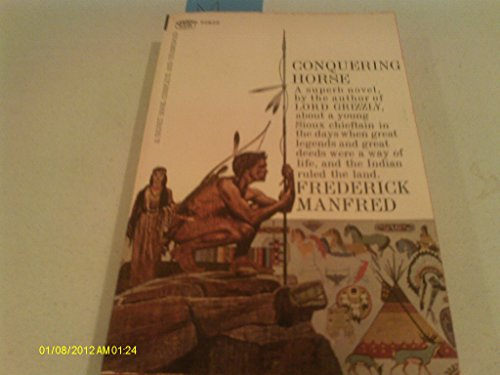 9780451026224: Conquering Horse (Buckskin Man)