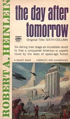 9780451026491: The Day After Tomorrow (Sixth Column)