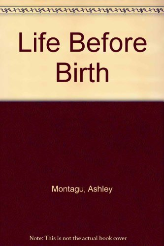 9780451026903: Life before Birth