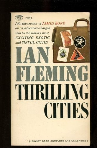 9780451026941: Thrilling Cities