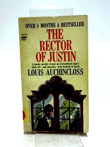 9780451027191: The Rector Of Justin