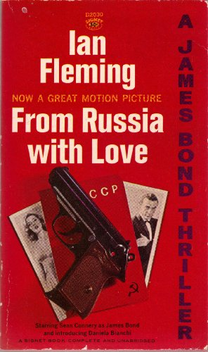From Russia with Love (James Bond): Ian Fleming