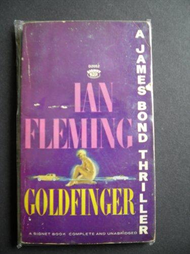 9780451027290: Goldfinger (James Bond)