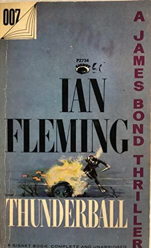 9780451027344: Thunderball (James Bond)