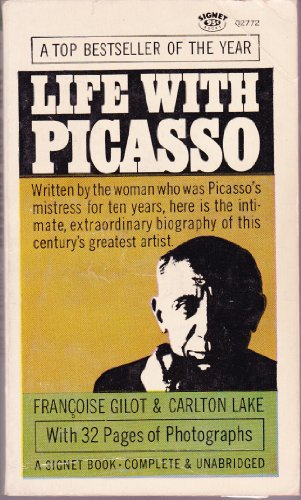 LIFE WITH PICASSO.: FRANCOISE GILOT