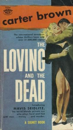 Loving and Dead (0451028082) by Brown, Carter