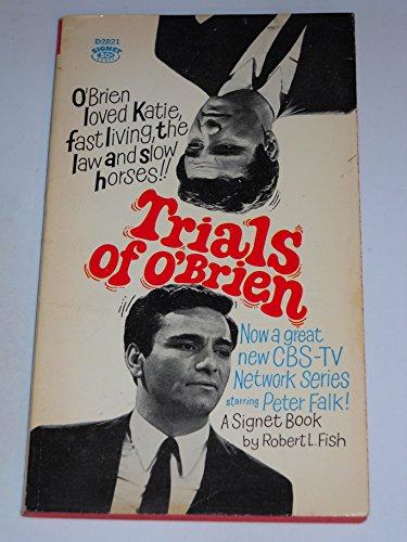 9780451028211: The Trials of O'Brien