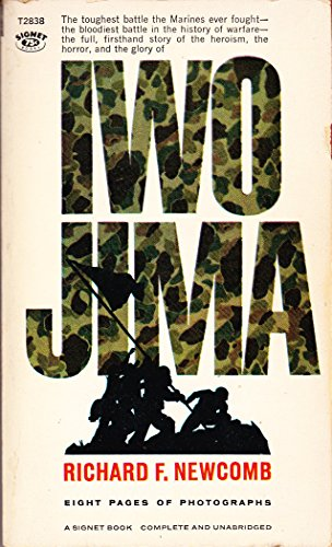 9780451028389: Title: Iwo Jima Signet War Book T2838