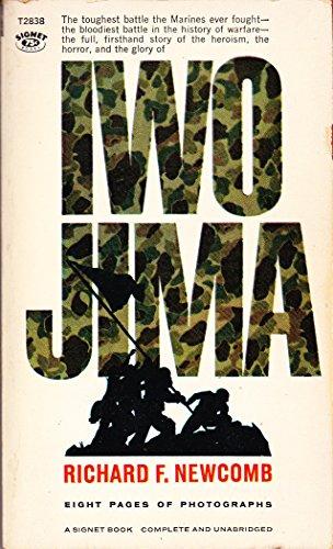 9780451028389: Iwo Jima (Signet War Book, T2838)