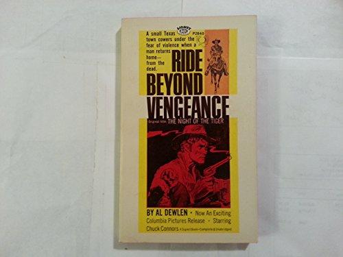 Ride Beyond Vengeance (The Night of the: Al Dewlen