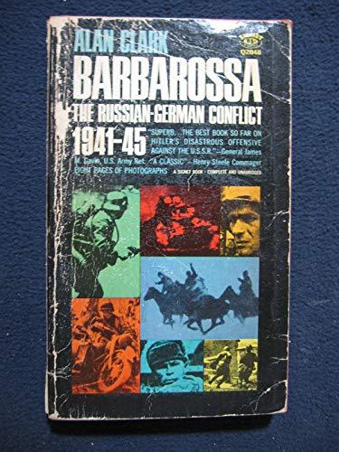 9780451028488: Barbarossa