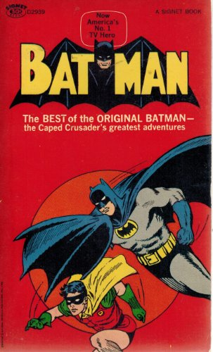 9780451029393: Batman