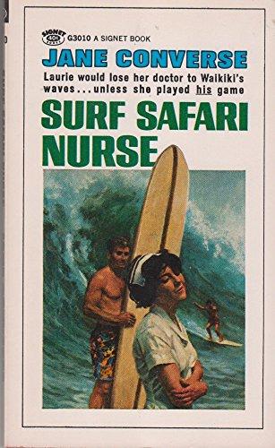 9780451030108: Surf Safari Nurse (Signet G3010)