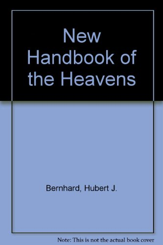 9780451031327: New Handbook of the Heavens