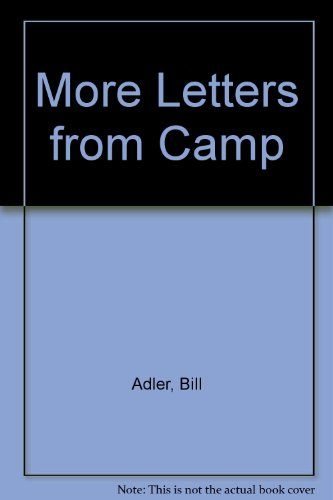 9780451032102: More Letters from Camp