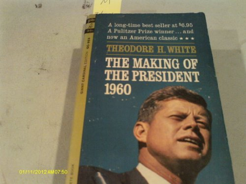 9780451032201: The Making of the President 1960