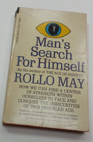 9780451032263: Man's Search for Himself