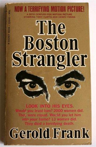 9780451032300: Boston Strangler