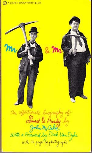 9780451033666: Mr. Laurel and Mr. Hardy