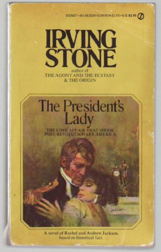 9780451033734: The President's Lady (Signet)