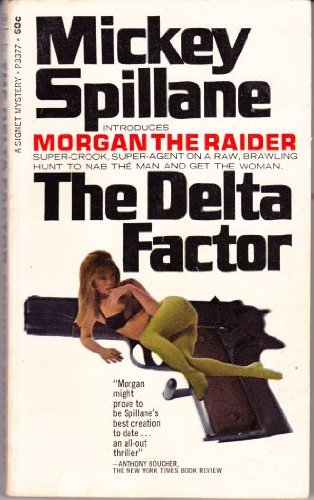9780451033772: The Delta Factor (Vintage Signet, P3377)