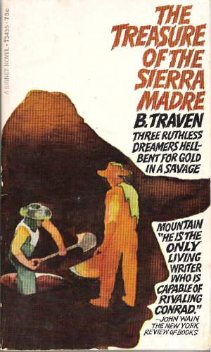 9780451034359: The Treasure of the Sierra Madre