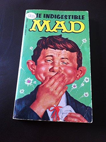 9780451034779: Indigestible Mad (Mad Magazine)