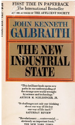 9780451036377: The New Industrial State