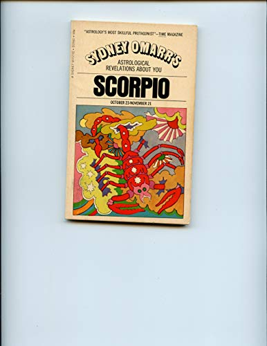 9780451036384: Sydney Omarr's Astrological Guide for You in 1969 (Omarr Astrology)