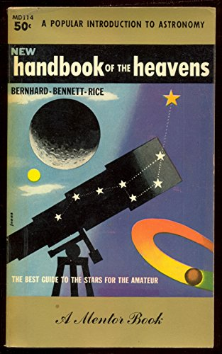 9780451036476: New Handbook of the Heavens