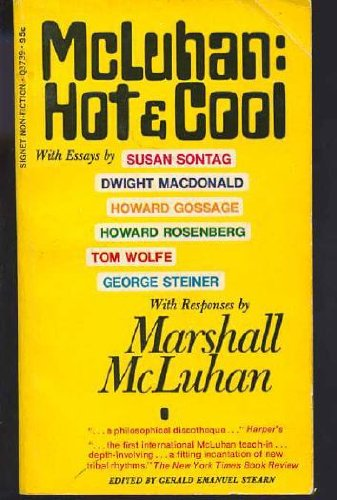 McLuhan Hot and Cool: Penguin Books Staff