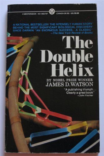 9780451037701: The Double Helix