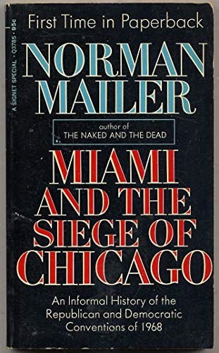9780451037855: Miami and the Siege of Chicago