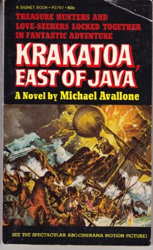 Krakatoa East of Java: Avallone, Michael